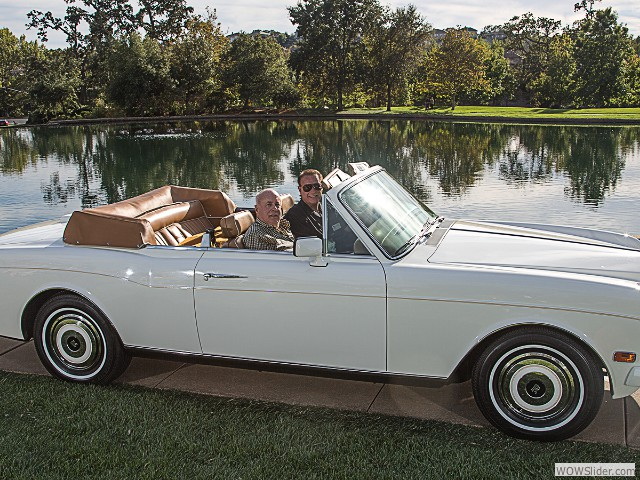 Class RRIV - Rolls-Royce Silver Shadow, Wraith ll 1966 to 1976
